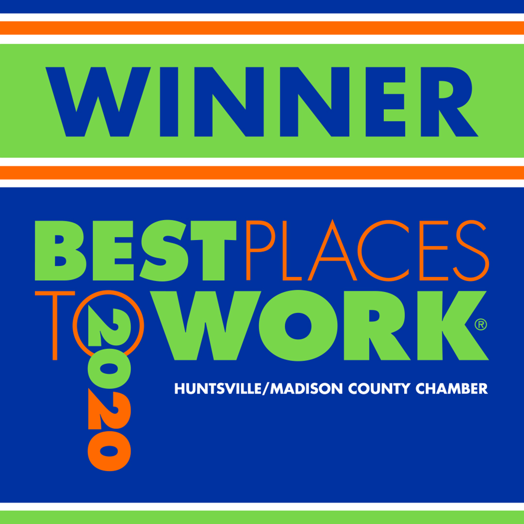 Best Places to Work Gold Winner